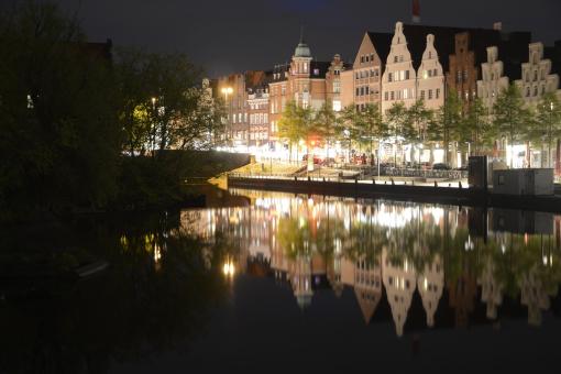 2014-05 Lübeck bei Nacht2
