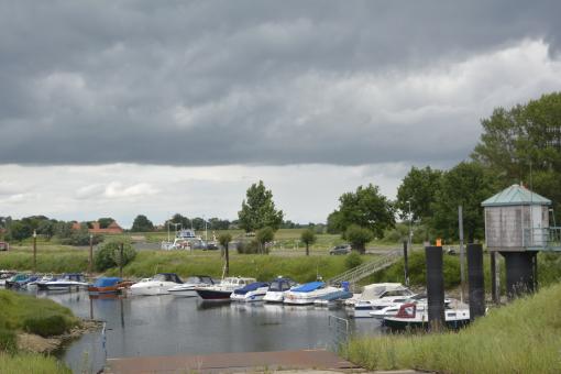 2014-06 Elbe bei Darchau